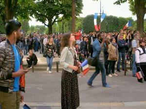 Hanne et la fête nationale